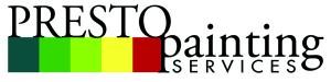 Presto Painting Services Small Logo