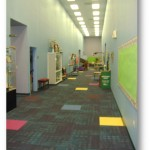 Tampa commercial interior painting | school after