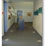 Tampa Commercial Interior Painting | School Before