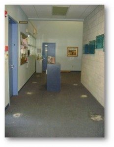 Tampa Commercial Interior Painting   School Before