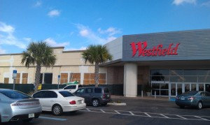Tampa commercial exterior painting | Westfield Mall